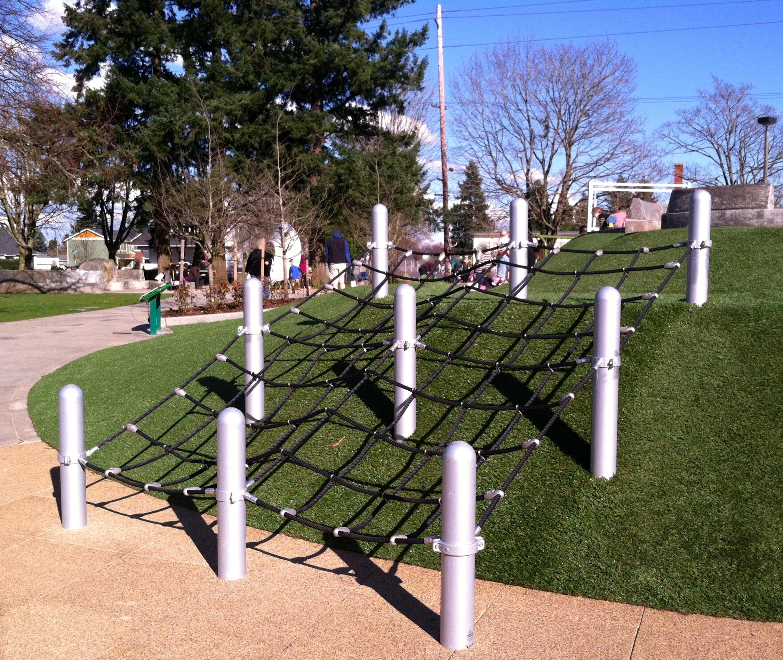 Arbor Park: Harper's Playground At Arbor Lodge Park